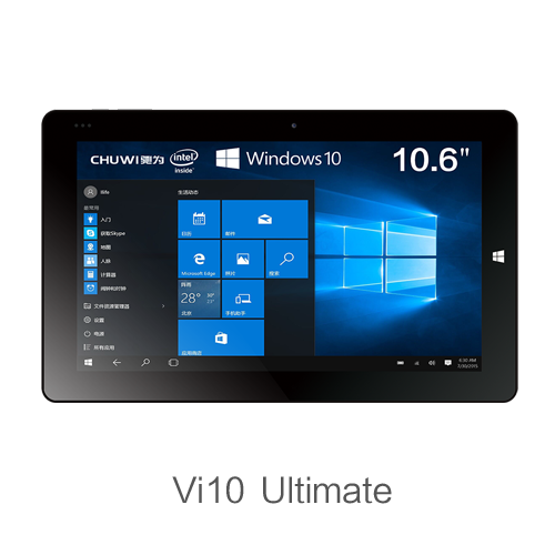 Chuwi Vi10 Ultimate 10.6 Inches Tablet PC
